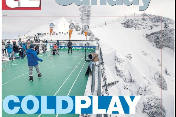 Coverstory t2 Titlis