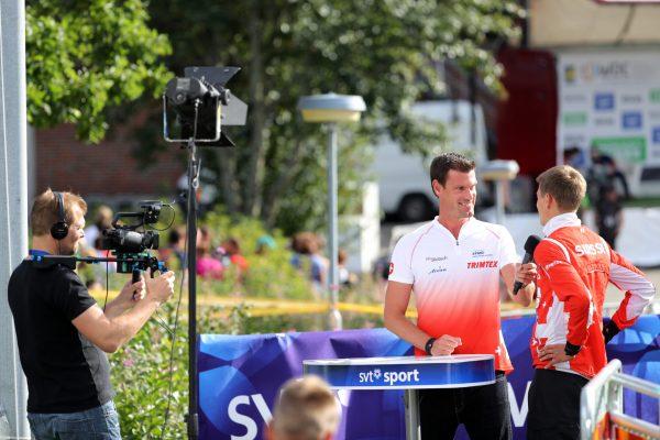 World Orienteering Championships 2016, Stroemstad/Sweden.