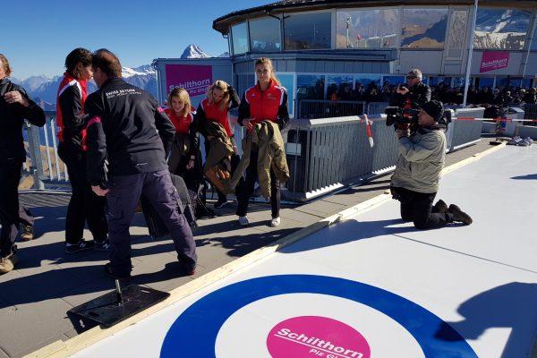 Curling PR Schilthorn